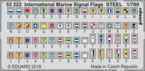 International Marine Signal Flags STEEL