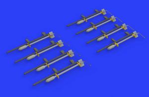 RP-3 60lb rockets for Tempest Mk.V