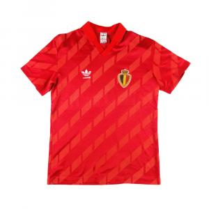 1986-89 Belgio Maglia Home M