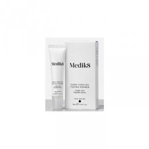 Medik8 Dark Circles Tinted Primer Under-Eye Peptide Serum 15ml