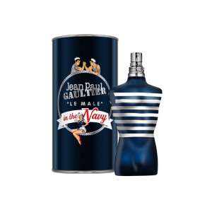 Jean Paul Gaultier Le Male In The Navy Eau De Toilette Spray 125ml