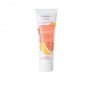 Korres Mask Instant Brightening Grapefruit 18ml