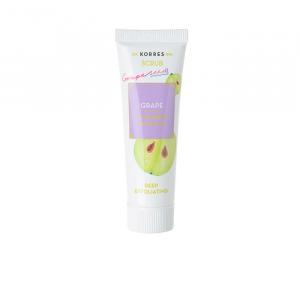 Korres Deep Exfoliating Scrub Grape 18ml