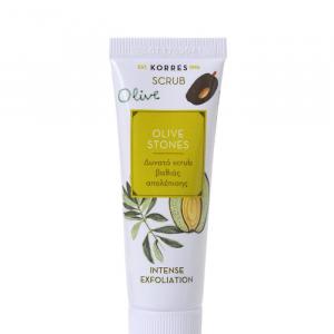 Korres Scrub Intense Exfoliation Olive Stones 18ml