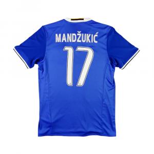 2016-17 Juventus Away Maglia Mandzukic #17 M (Top)