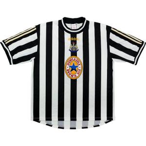 1997-99 Newcastle shirt Home S (Top)