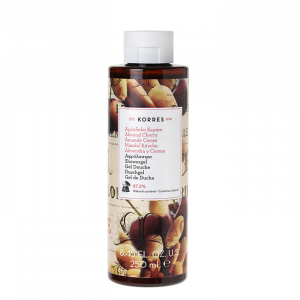 Korres Showergel Almond Cherry 250ml