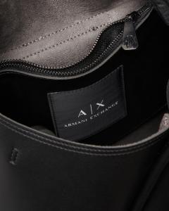 Shopping bag morbida colore nero misura media