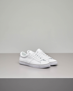 Sneakers Sayer bianche in pelle