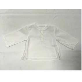 Camicia bianca in cotone