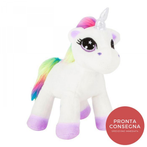 Peluche Unicorno 22 cm