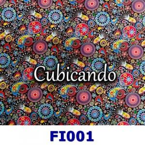 1 Flowers film for cubicatura