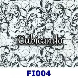 Film for cubicatura Flowers 4