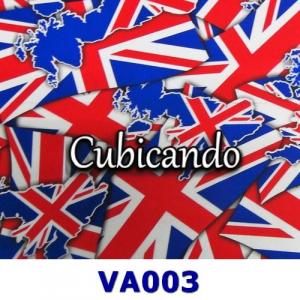 Film for cubicatura flag UK