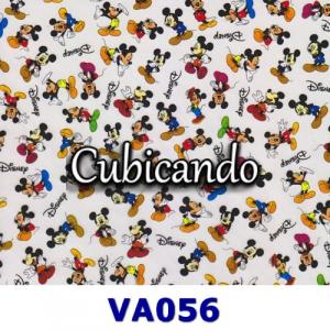 Pellicola per Cubicatura effetto Mickey Mouse