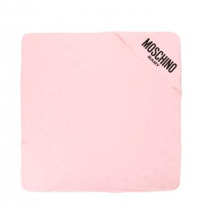 Coperta Moschino Toy Rosa