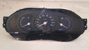 Quadro struemnti usato Renault Kangoo 1.9 DCI dal '97 al '03