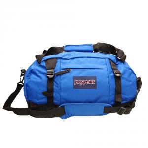 Jansport - Duffelpack - Borsone da sport ripiegabile piccolo 40 litri blu cod. JTKA85CS