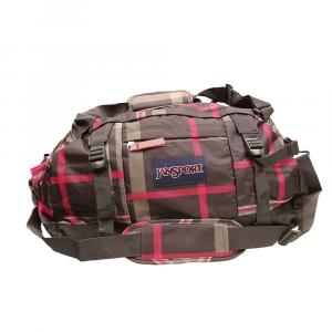 Jansport - Duffelpack - Borsone da sport ripiegabile piccolo 40 litri multicolore cod. JTKA87XZ