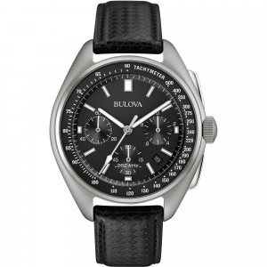 BULOVA-Cronografo da uomo Moon Watch