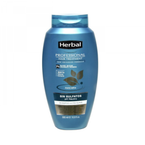 Herbal Hispania Shampoo Neutral Ph 500ml