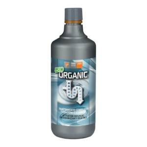 Faren bio organic 1000ml elimina cattivi odori da scarichi ,tubazioni,fosse