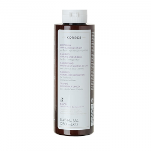 Korres Shampoo Almond & Linssed 250ml