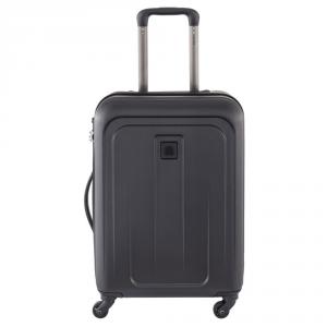Delsey - Epinette - Valigia trolley da cabina Ryanair 4 ruote rigido slim 55 cm nero cod. 3796803
