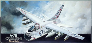 A-7B Corsair-II Barn Owls