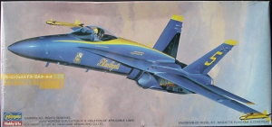 BLUE ANGELS F/A-18A Hornet