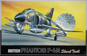 British Phantom F-4M Shark Teeth