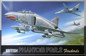 British Phantom FGR.2 Firebirds
