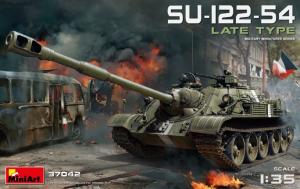 SU-122-54 LATE TYPE