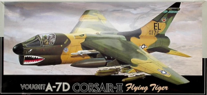 Vought A-7D Corsair-II Flying Tiger