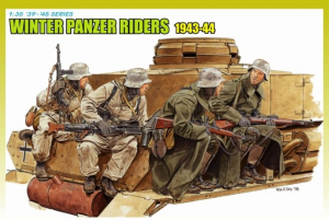 Winter Panzer Riders 1943-44
