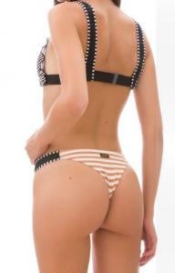 Bikini Effek triangolo e slip fianco The Villa