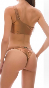 Bikini fascia e slip fianco Effek