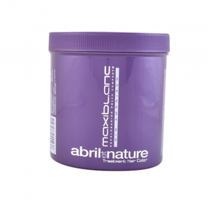Abril Et Nature Polvo Decolorante Maxiblanc Sin Amoniaco 500g