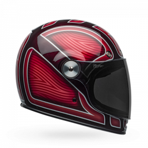 CASCO MOTO INTEGRALE BELL BULLITT SE RYDER GLOSS RED