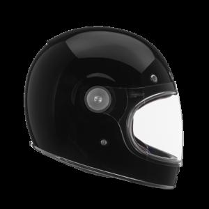 CASCO MOTO INTEGRALE BELL BULLITT DLX GLOSS BLACK