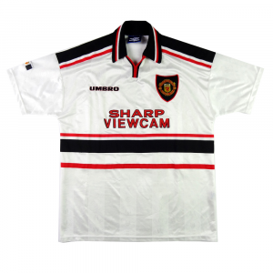 1997-99 Manchester United Maglia Away XL (Top)
