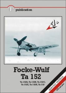 FOCKE-WULF TA 152