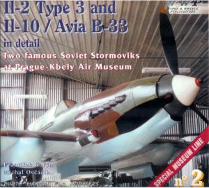 Il-2 Type 3 & Il-10/Avia B-33