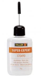 SUPER EXPERT - COLLA PER PLASTICA CON DOSATORE, 25G