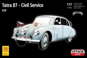 Tatra 87 - Civil Service
