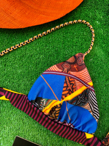 Bikini Triangolo sport con slip fianco brasiliano Effek