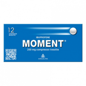 Moment 200 mg 12 compresse