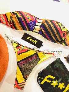 Bikini fascia e slip fianco brasiliano Effek
