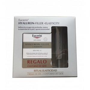 Eucerin Hyaluron Filler Elasticity Day Care 50ml Set 2pz