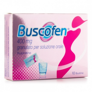 Buscofen 400 mg Granulato 10 buste